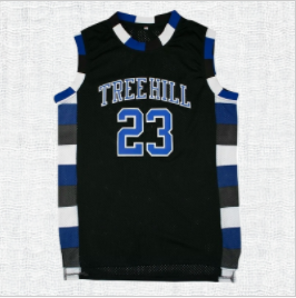 Nathan Scott #23 One Tree Hill Ravens Basketball Jersey