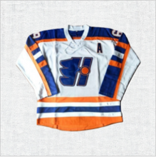 Load image into Gallery viewer, Doug Glatt Goon #69 Halifax Highlanders Movie Ice Hockey Jersey