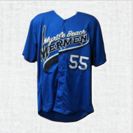 Kenny Powers 55 Eastbound And Down Baseball Jersey