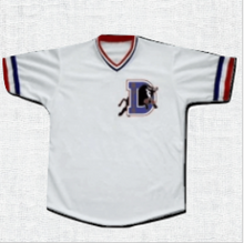 Load image into Gallery viewer, Laloosh 37 Bull Durham Bull Baseball Jersey