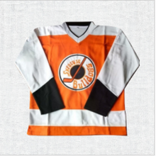 Load image into Gallery viewer, Tim 'Dr. Hook' McCracken #9 Slap Shot Syracuse Bulldogs Ice Hockey Jersey