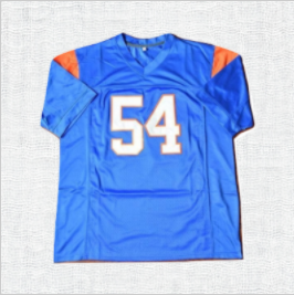 Thad Castle #54 Blue Mountain State Football Jersey