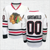 Clark Griswold 00 Ice Hockey Jersey