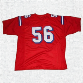 The Replacements 56 Danny Bateman Football Jersey