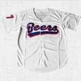 Doug Remer #17 Milwaukee Beers Baseball Jersey