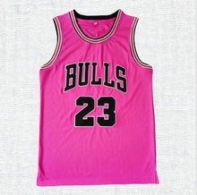 Load image into Gallery viewer, Michael Jordan Pink Jersey