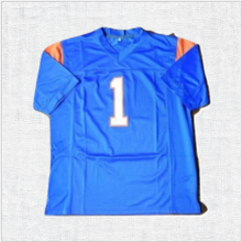 Load image into Gallery viewer, Harmon Tedesco #1 Blue Mountain State Football Jersey