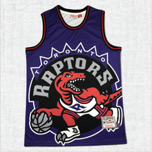 Load image into Gallery viewer, Vince Carter Toronto Raptors Jersey #15 Purple