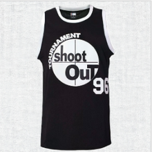 Load image into Gallery viewer, Above the Rim Jersey: Shootout #96 Birdie & #23 Motaw Jersey