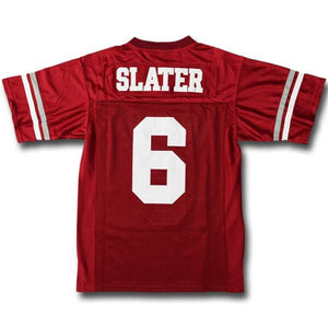 AC Slater #6 Bayside Tigers Saved by the Bell Football Jersey