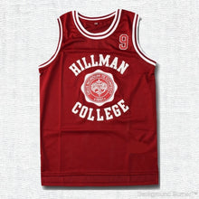 Load image into Gallery viewer, Wayne Hillman College Maroon Jersey - Red