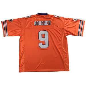 Bobby Boucher Jersey : Adam Sandler #9 Football Jersey from The Waterboy