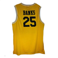 Load image into Gallery viewer, Bel Air Academy Carlton Banks #25 Fresh Prince Jersey