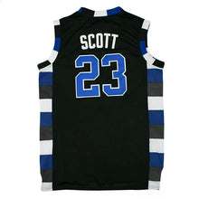 Load image into Gallery viewer, Nathan Scott #23 One Tree Hill Ravens Basketball Jersey