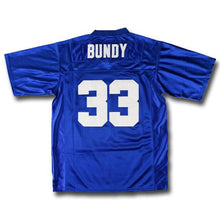 Load image into Gallery viewer, AI Bundy #33 Polk High Jersey