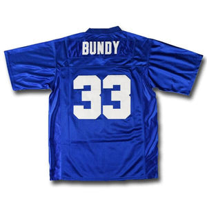 AI Bundy #33 Polk High Jersey