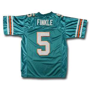 Ray Finkle #5 Ace Ventura Pet Detective Football Jersey
