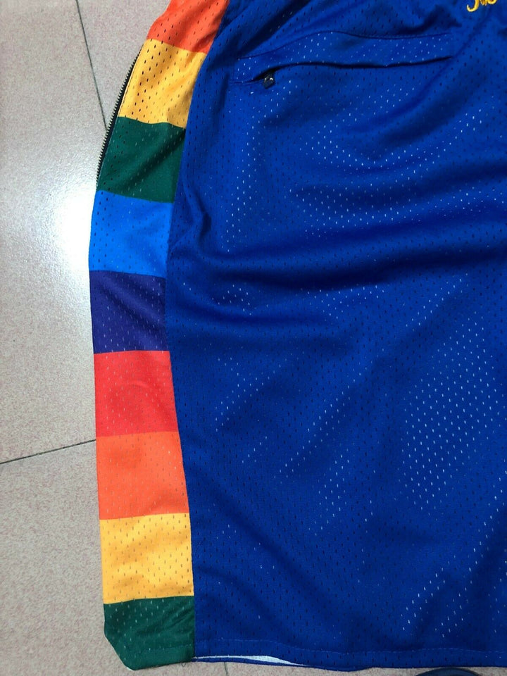Denver Nuggets Short Blue With Pockets