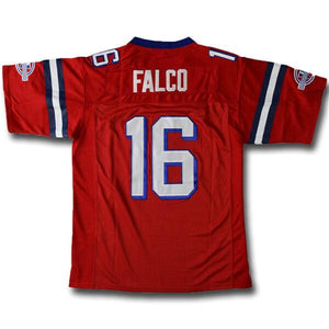 Shane Falco #16 The Replacements Washington Sentinels Football jersey