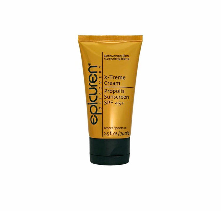 EPICUREN X-TREME CREAM PROPOLIS SUNSCREEN SPF45 +