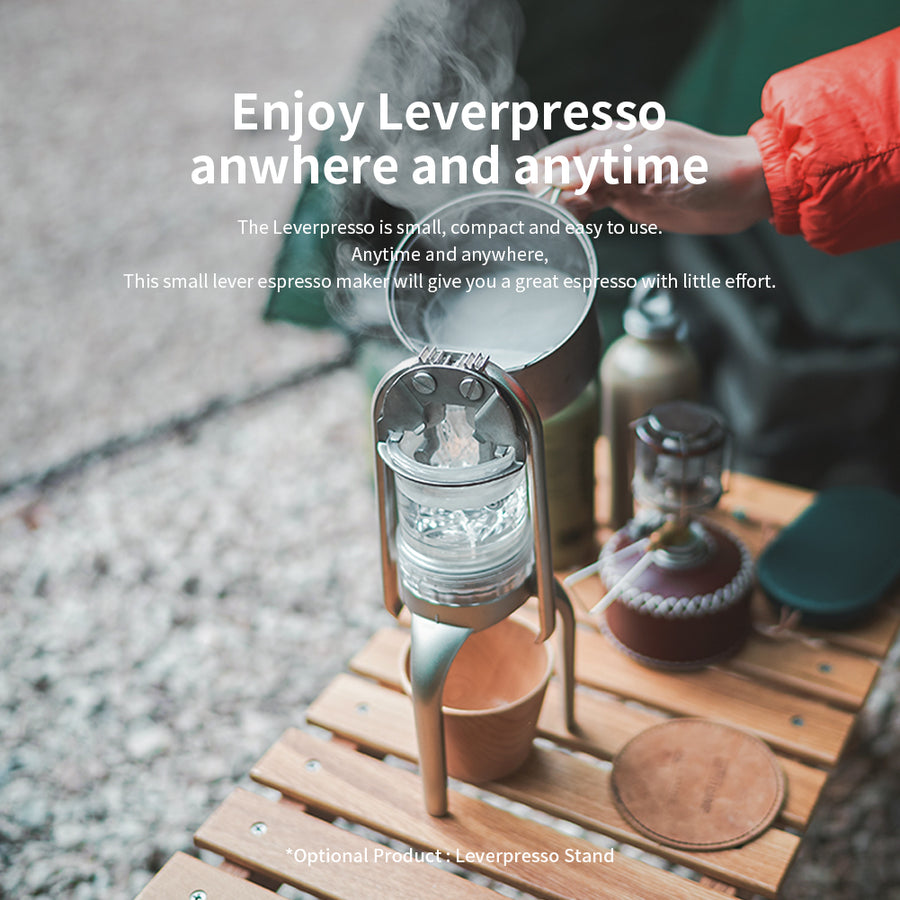 Leverpresso (2018) - Light Grey