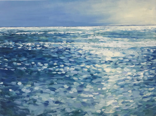 Peace of the Sea, 36x48