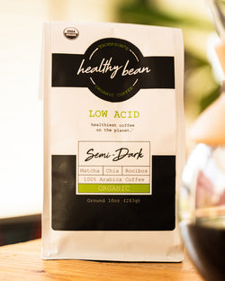 LFT Test -  Healthy Bean Coffee