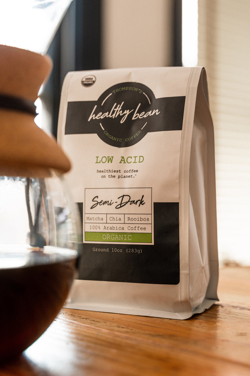 Healthy Bean - Ground Coffee