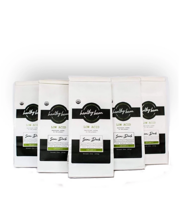 Ground Superfood Coffee - 6 Pack ($15/bag)