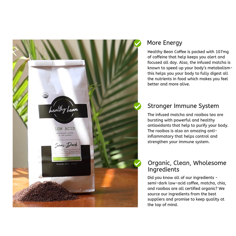 Ground Superfood Coffee