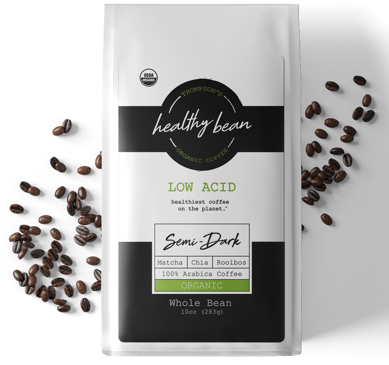 Healthy Bean - Whole Bean Coffee