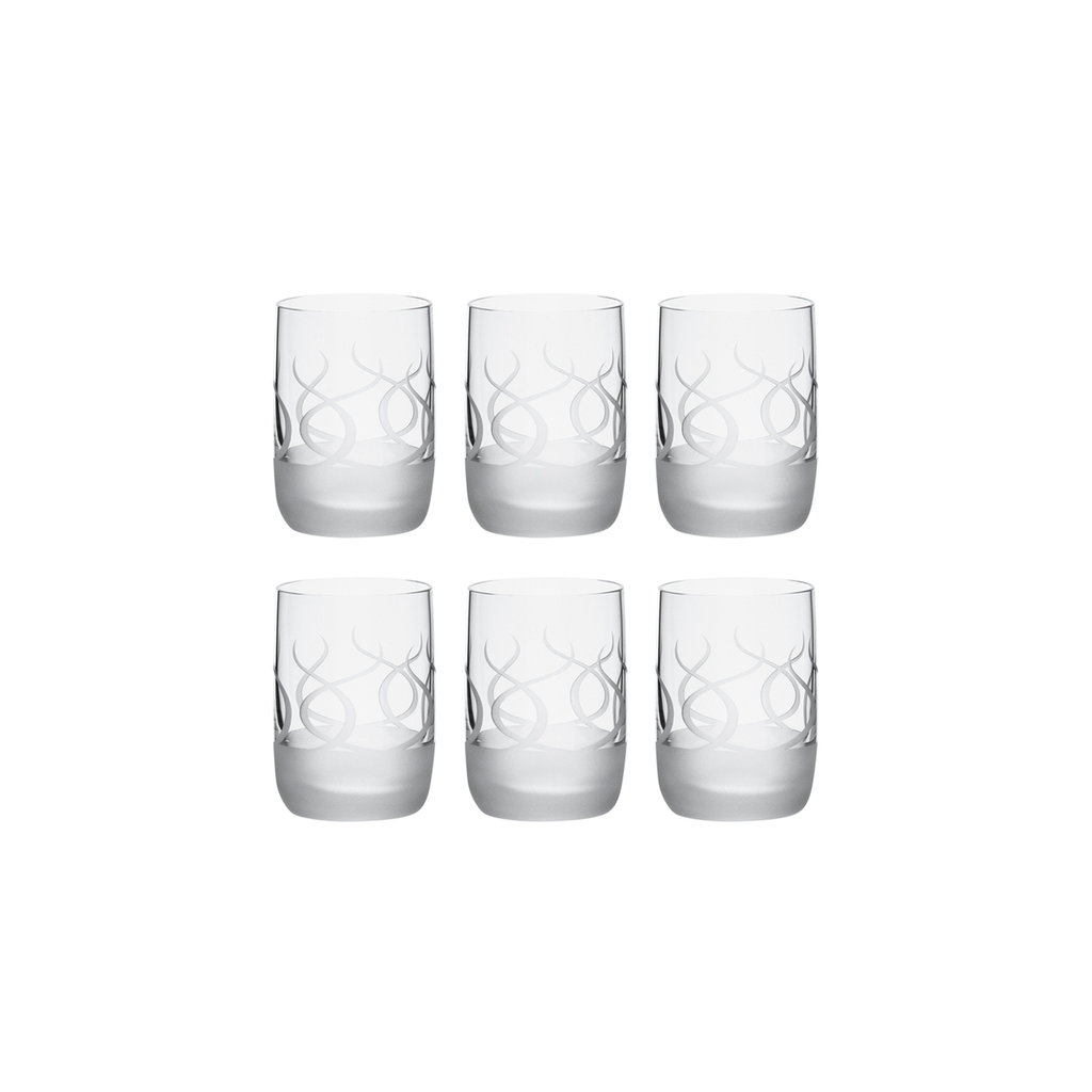 BLADE SHOT GLASS, SET OF 6