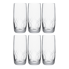 Load image into Gallery viewer, BLADE TUMBLER, TALL, SET OF 6