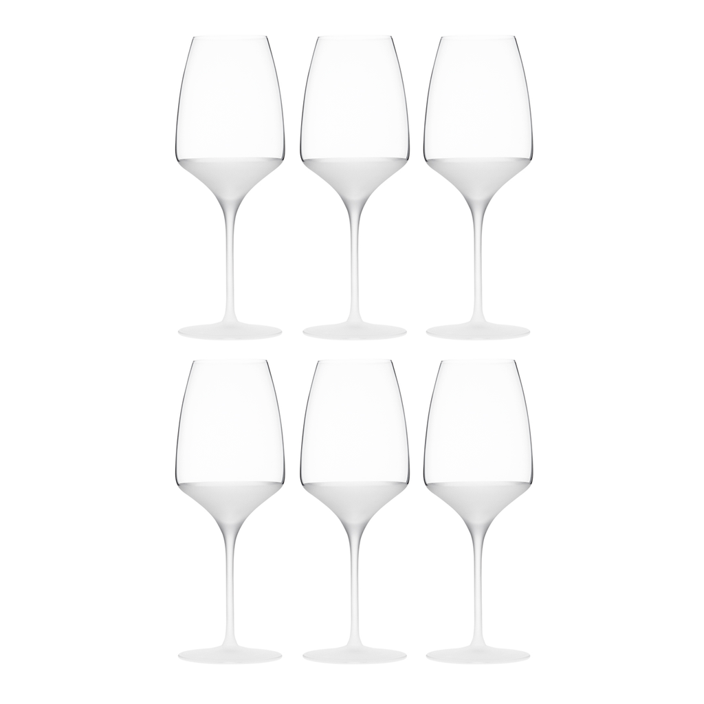 FROST RED WINE, SET OF 6