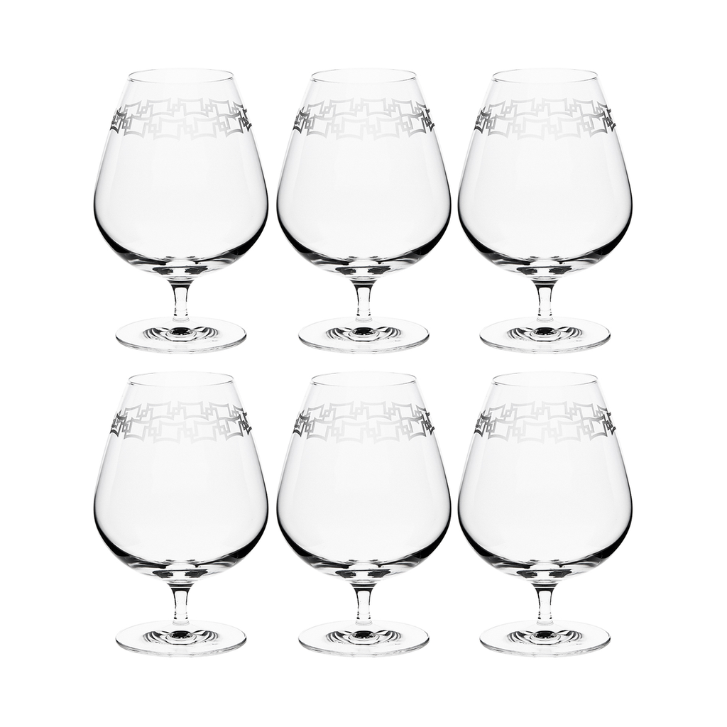 INFINITE BRANDY, SET OF 6