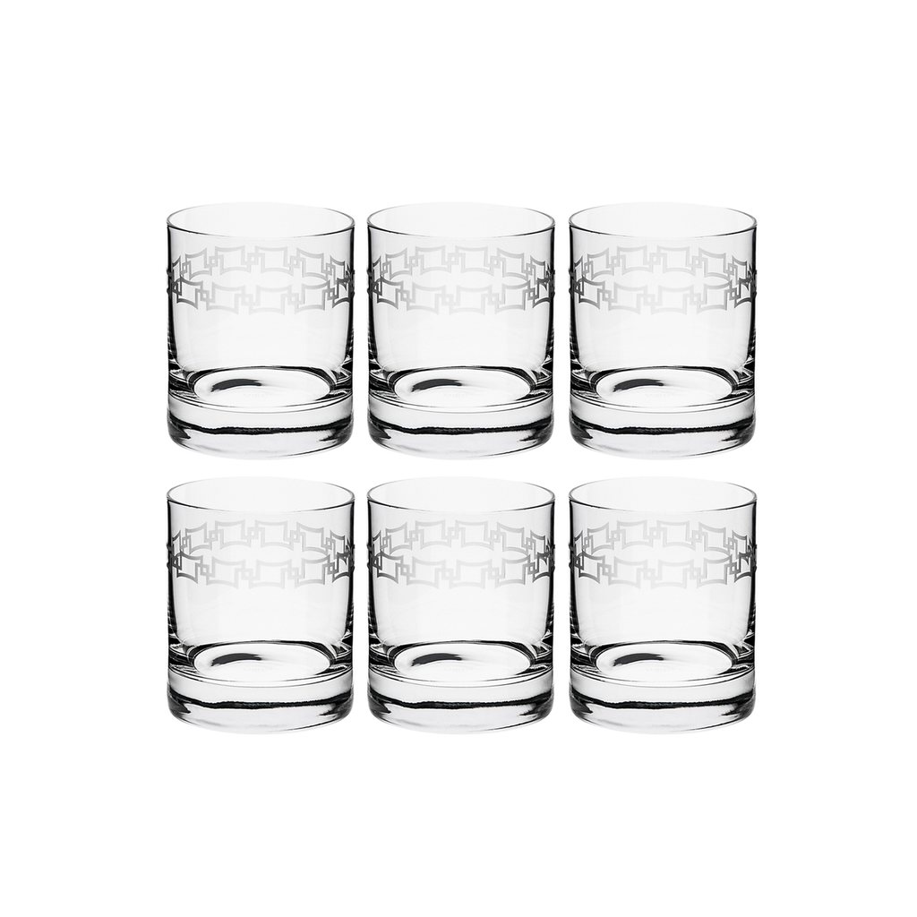 INFINITE OLD FASHIONED, SET OF 6