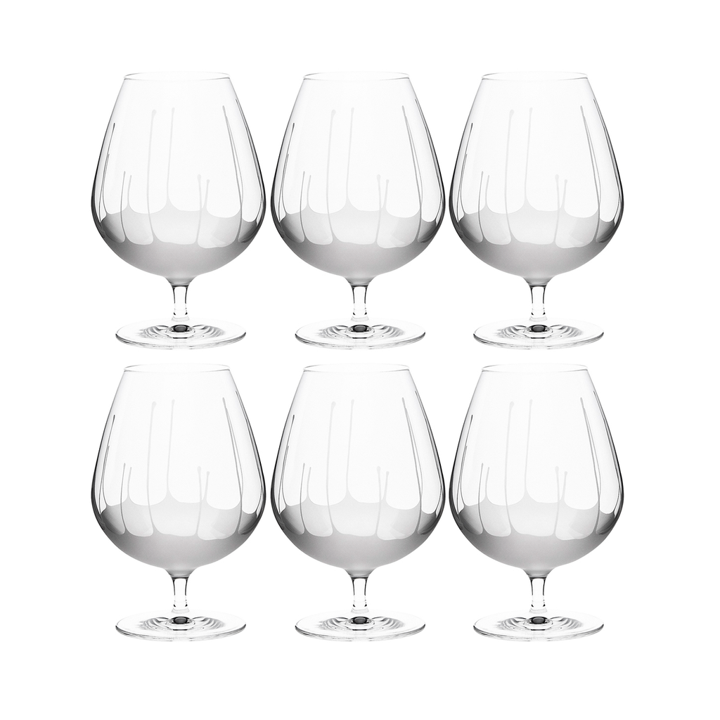SPLASH BRANDY, SET OF 6