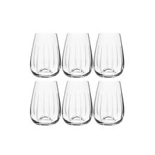 Load image into Gallery viewer, TEARDROP COCKTAIL/JUICE, SET OF 6