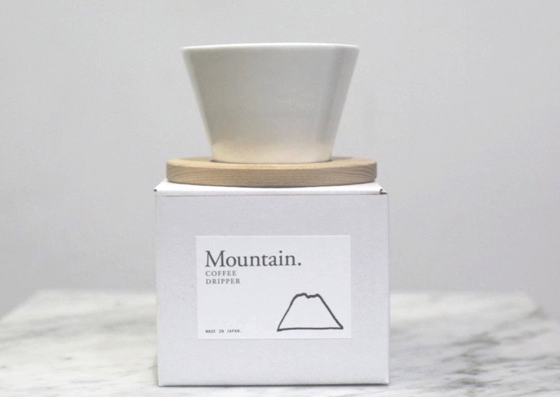 TORCH Mountain Coffee Dripper