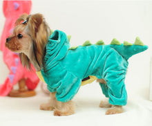 Load image into Gallery viewer, Dinosaur Onesie x 2 color options