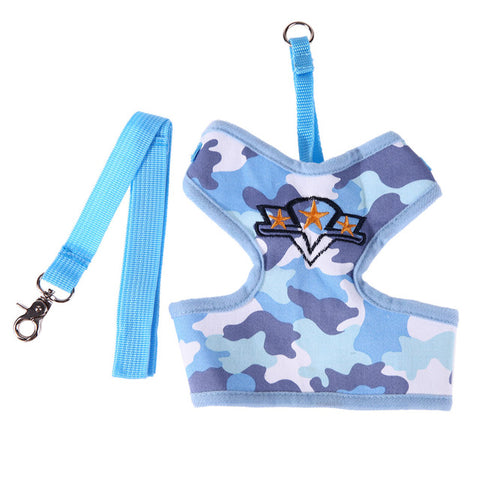 Camouflage Dog Harness
