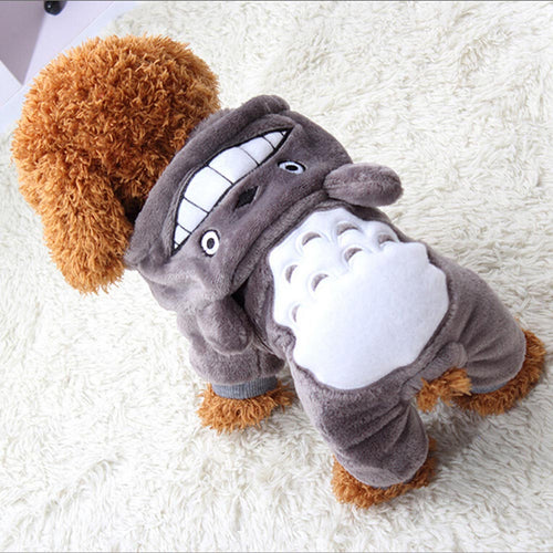 Totoro Onesie - 2 Color Options