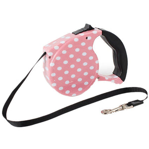 Extendable Traction Dog Leash x Multiple Color Options