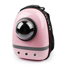 Load image into Gallery viewer, Astronaut Pet Carrier Space Capsule Backpack