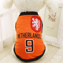 Load image into Gallery viewer, Netherlands Sports Jersey