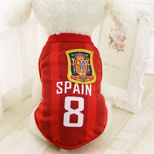 Load image into Gallery viewer, Spain Sports Jersey