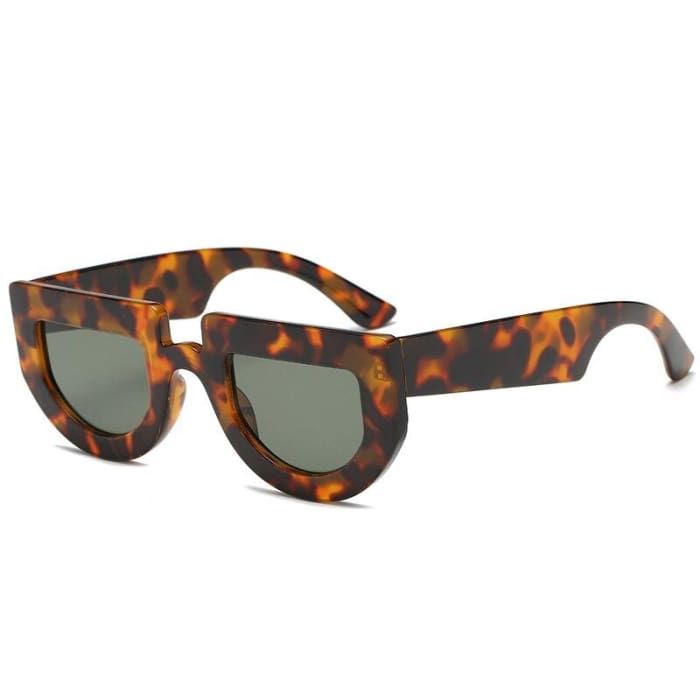 BRIDGE SUNGLASSES - Amber