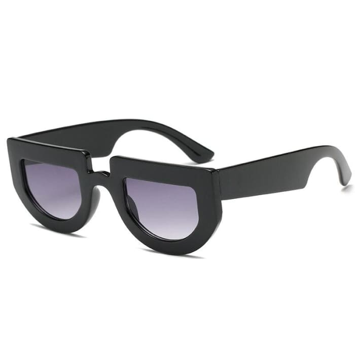 BRIDGE SUNGLASSES - Black