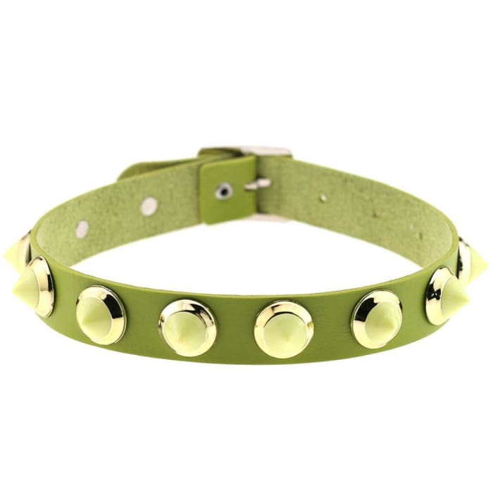 CANDY CHOCKER - Green