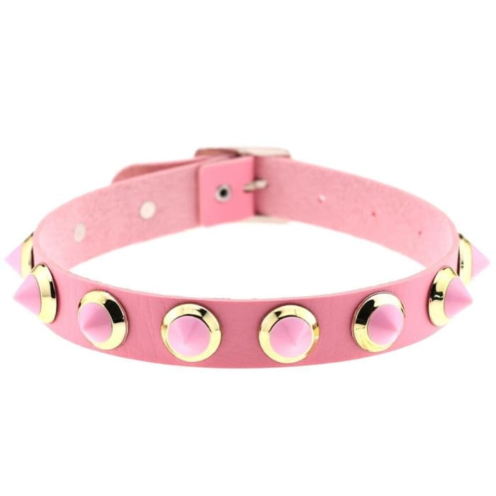 CANDY CHOCKER - Pink